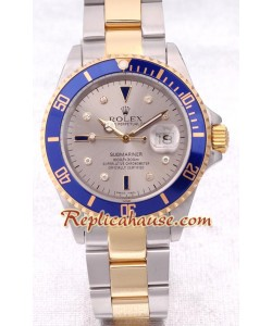 Rolex Replique Submariner-Two-tone