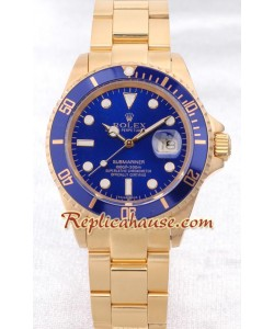 Rolex Replique Submariner-d' or