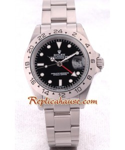 Rolex Replique Explorer II -Silver