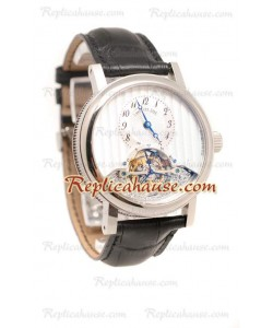 Breguet Grande Complication Tourbillon Co Axial Montre Suisse Replique