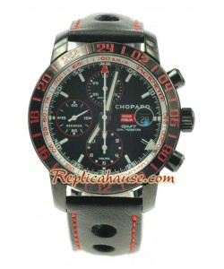 Chopard Mille Miglia GMT Speed Black Limited édition Montre