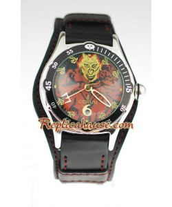 Corum Bubble Dive Devil Montre Replique