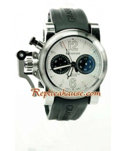 Graham Oversize Chronofighter Montre Suisse Replique