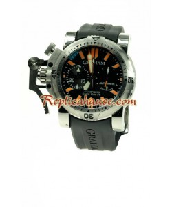 Graham Chronofighter Oversize Diver Montre Suisse