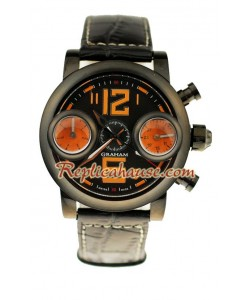 Graham Swordfish PVD Montre Replique