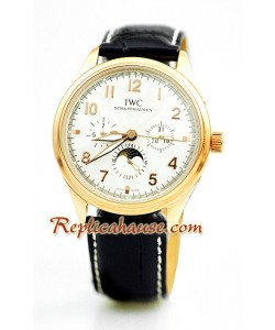 IWC Montre Replique - Leather