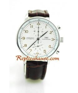 IWC Portuguese Chronograph Montre Replique