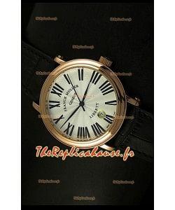 Montre japonaise Franck Muller Master of Complications Liberty sur bracelet noir