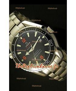 Réplique de montre japonaise Omega Seamaster Planet Ocean Skyfall - 45mm