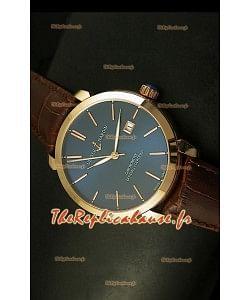 Réplique de montre japonaise automatique Ulysse Nardin Classico