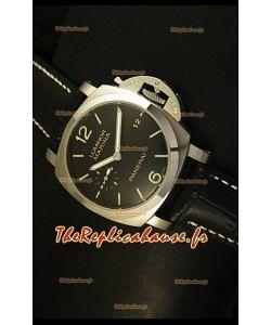 Réplique de montre suisse série Q Panerai Luminor Marina PAM392 - Édition miroir 1:1