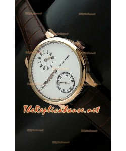 Alange Sohne Japanaese Automatic Montre Or 18 ct