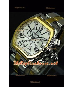Cartier Roadster Chronograph Montre Suisse  - 1:1 Mirror Replica