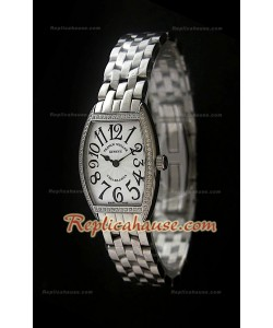 Franck Muller Femmes Complications Swiss Montre