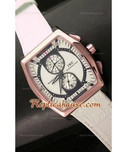IWC Da Vinci Kurt Klaus Limited Edition Japanese Montre en Or Rose
