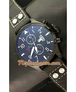 IWC Big Pilot Complications PVD Japanese Replica Montre - 47 mm