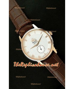 Omega Deville Japanese Montre Automatique en Or Rose