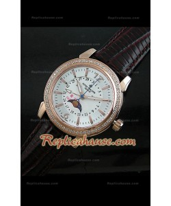 Patek Philippe Mens Grand Complications Montre  en Or