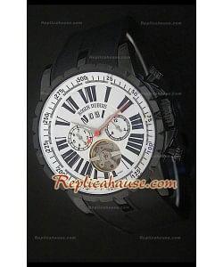 Roger Dubuis Excalibur Tourbillon PVD Japanse Montre