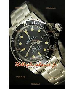 Rolex Sea Dweller Vintage  Edition 1665 Great White Montre Suisse