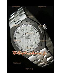 Vacheron Constantin Overseas Reproduction Montre Suisse - Reproduction Exacte 1:1 - Cadran Blanc
