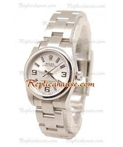 Rolex Oyster Perpetual Japonais Montre Replique - 33MM