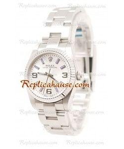 Rolex Datejust Oyster Perpetual Montre Suisse Replique - 28MM