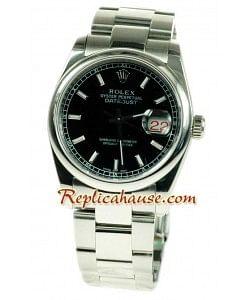 Rolex Replique Datejust Silver Montre Replique