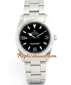 Rolex Replique Explorer I Hommes Montre Suisse