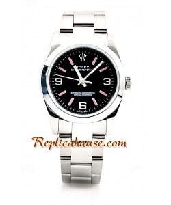 Rolex Replique Datejust Silver Hommes Montre
