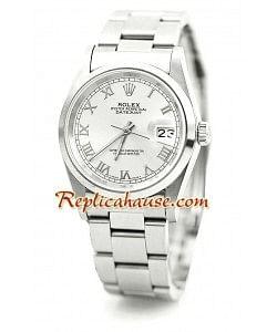 Rolex Replique Datejust Suisse Hommes Montre