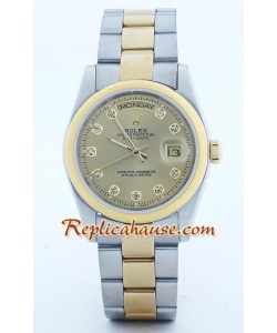Rolex Replique Day Date Two Tone