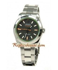 Rolex Milgauss Montre Suisse Replique - 40MM