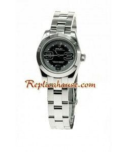 Rolex Oyster Perpetual Femmes Montre