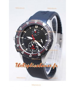 Sinn U1000 Chronographe Reproduction Montre Suisse - Montre Reproduction Exacte 1:1 - Boitier Acier