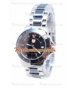 Tag Heuer Formula 1 Quartz Rose Gold Noir Ceramic Montre