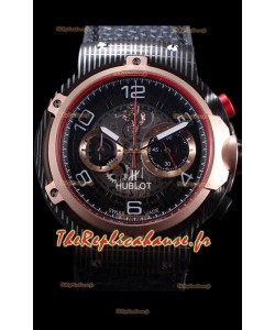Hublot Classic Fusion GT King montre réplique suisse en or