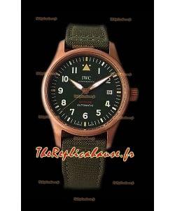 Montre pilote de IWC Spitfire Automatique IW326802 1:1 miroir montre réplique