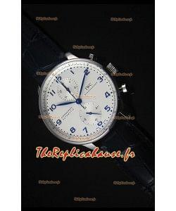 Montre Suisse IWC Portugieser Chronograph IW371446 1:1 Reproduction Miroir