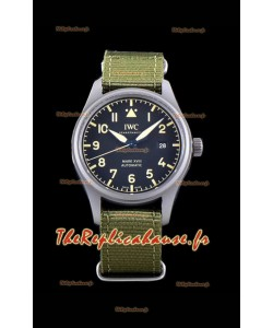Montre de pilote IWC Automatic Spitfire IW326803 1:1 Mirror Replica Watch