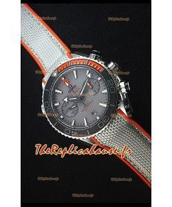 Omega Seamaster Planet Ocean 600m Master Chronograph, Edition Ultime Réplique Miroir 1: 1