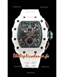 Richard Mille RM11-03 Réplique de la montre classique en céramique du Mans