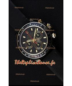 Montre Rolex Daytona KRAVITZ Les Artisans De Geneve ROLEX LK 01 Mouvement SuisseCal.4130 Répliquée à l'identique 1:1