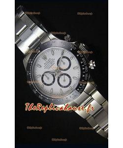 Montre Replica Ultime avec Mouvement Cal.4130 – Lunette en Céramique Rolex Cosmograph Daytona