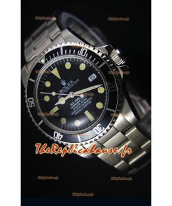 Montre Replica Suisse de Style Vintage Rolex Sea Dweller Submariner 2000