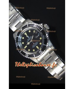 Rolex Red Submariner 1680 Vintage Edition 1:1 Reproduction de Montre Miroir