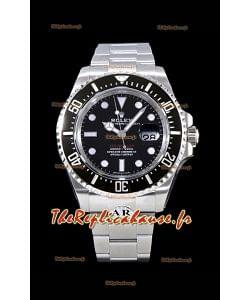 Rolex Sea-Dweller REF# 126600 904L Montre réplique ultime en acier 1:1 43MM