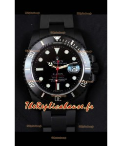 Rolex Submariner BLAKEN SINGLE RED 1:1 Mirror Edition Montre réplique suisse