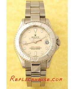 Rolex Replique Yacht Master-Silver-Boy's