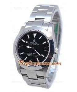 Rolex Replica Explorer I l'acier Montre
